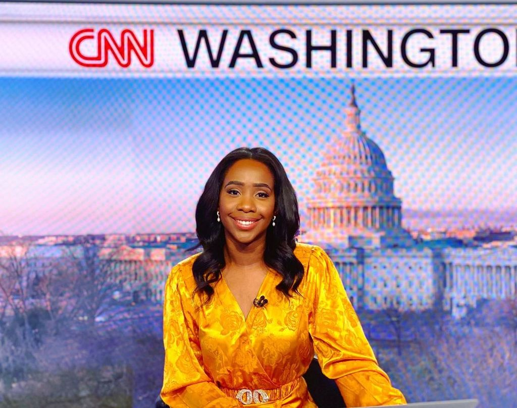 Abby Phillip Is The New Anchor For CNN's Inside Politics Sunday