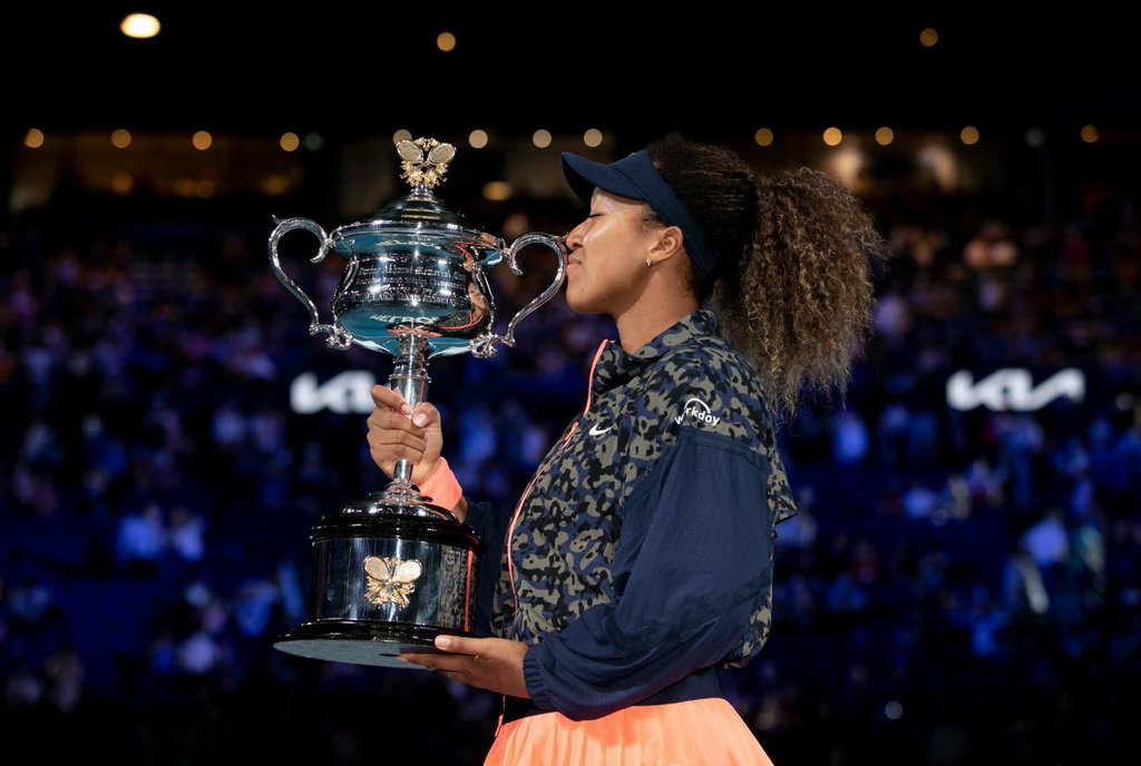 Naomi Osaka Beats Wins Australian Open Securing Her 4th Grand Slam Title