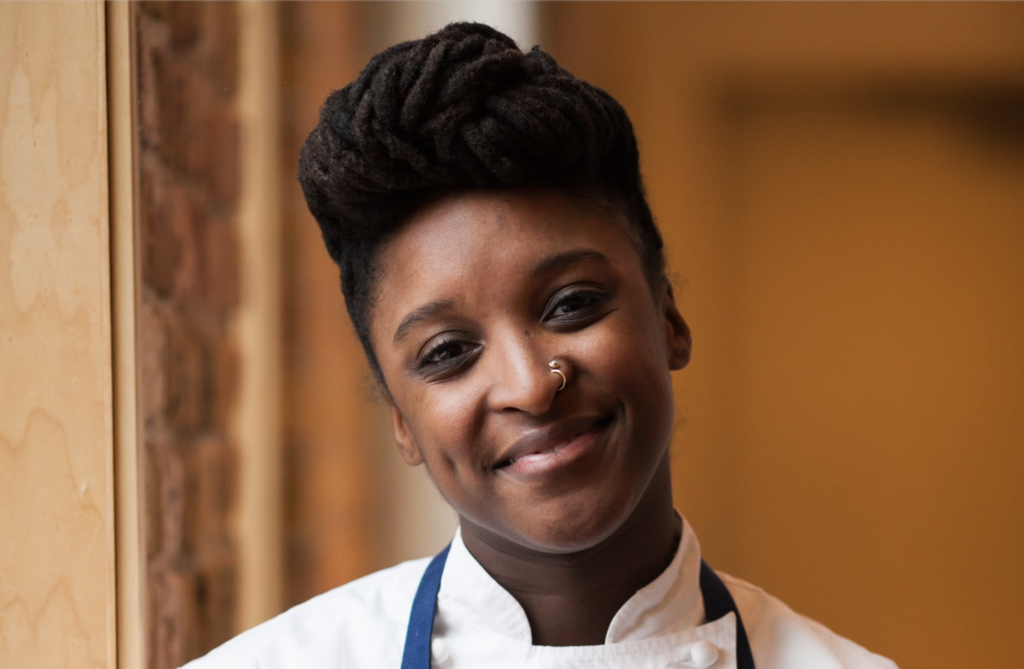 Chef Mariya Russell Becomes The First Black Woman To Earn A Michelin Star