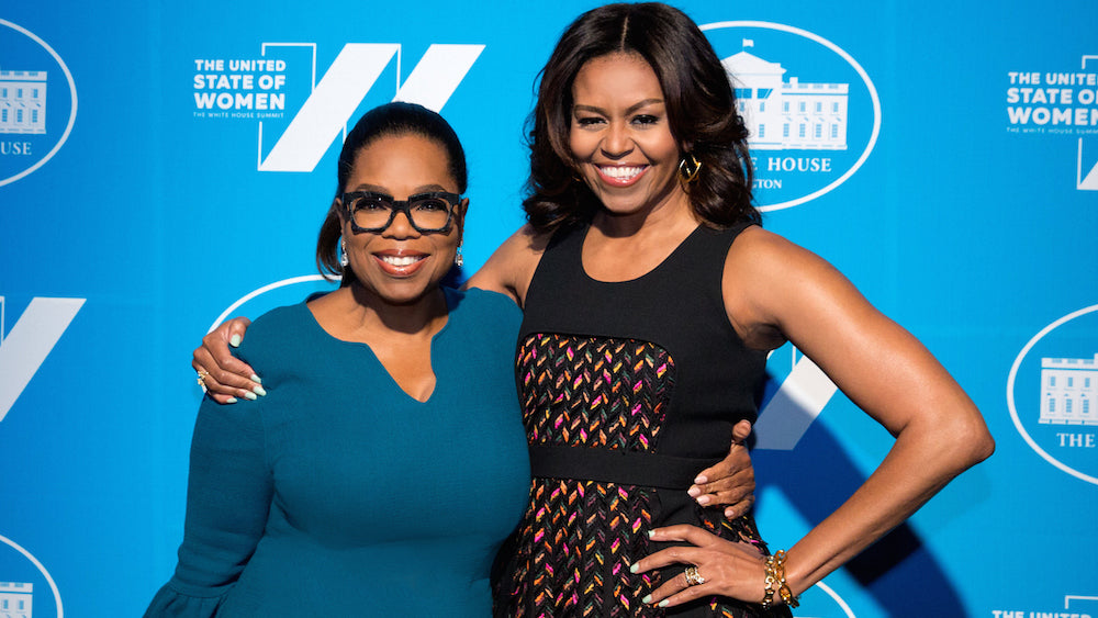 Oprah Winfrey Kicks Off 2020 With A Wellness Tour Featuring Michelle Obama