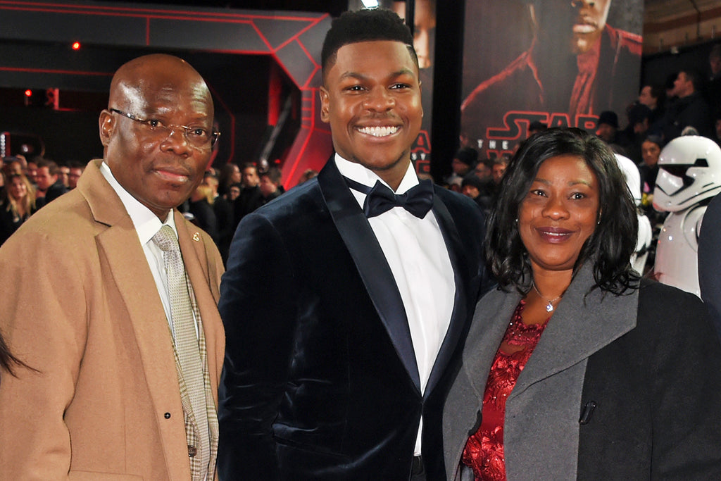 Star Wars' John Boyega Surprises Parents With Dream Home In Heartwarming Video