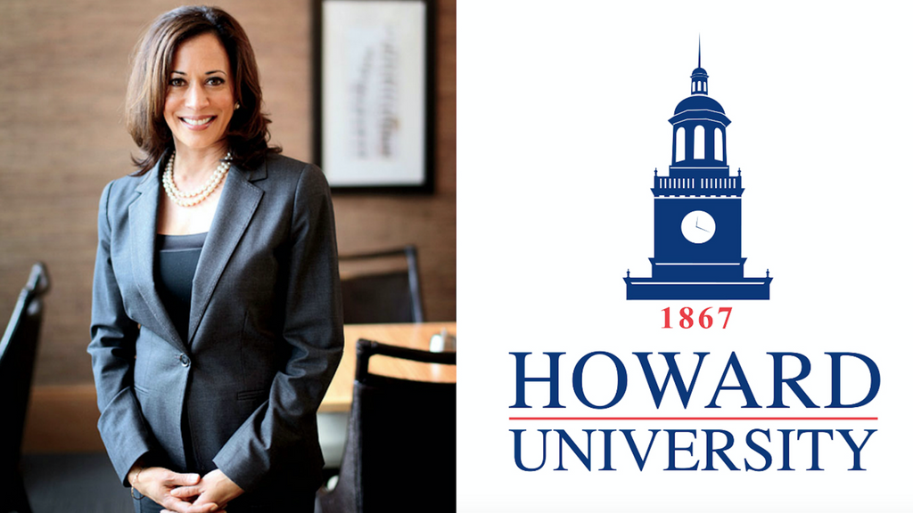Senator Kamala Harris Will Deliver Howard University's 2017 Commencement Address