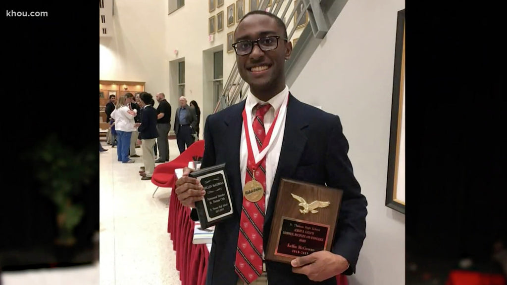 Houston Senior Becomes First Black Valedictorian in School's 119 Year History