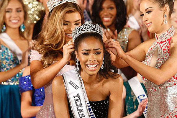 Howard University Freshman is the First African American Ms. Texas Teen USA