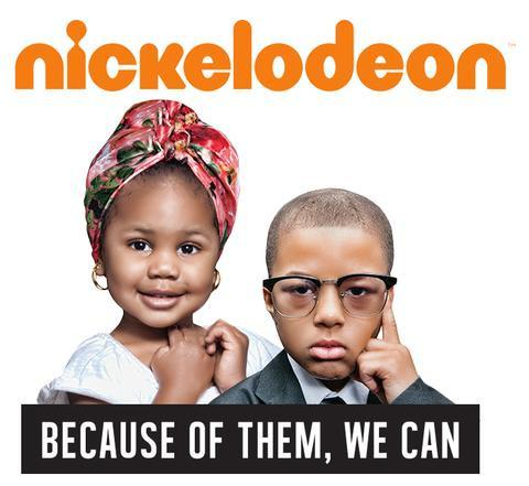 NICKELODEON CELEBRATES BLACK HISTORY MONTH THROUGH MULTIPLATFORM Partnership with BECAUSE OF THEM, WE CAN™ INITIATIVE