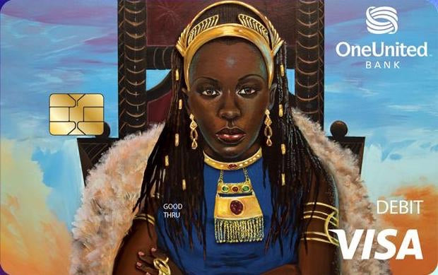 America's Largest Black-Owned Bank Launches Line of Debit Cards Featuring Black Women