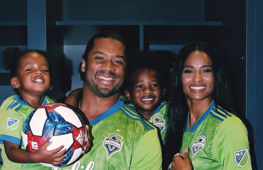 Russell Wilson and Ciara Are New Owners of a Major League Sports Team