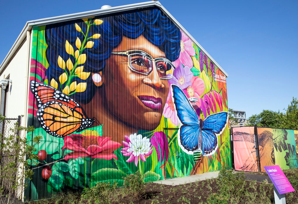 Brooklyn Opens New State Park Named After Late Civil Rights Leader Shirley Chisholm