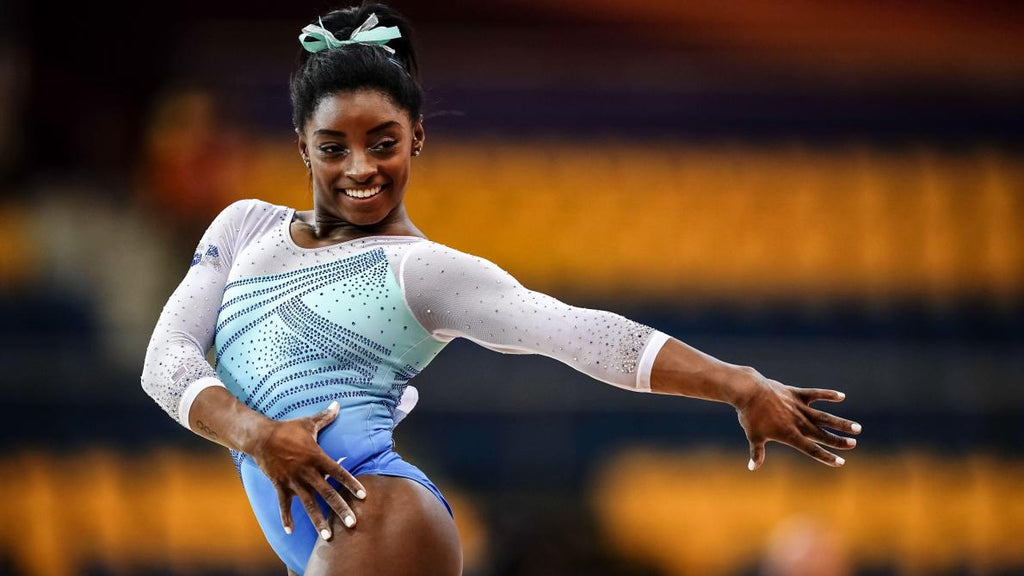 Simone Biles Wins Gold at U.S. Classic for Sixth Year in a Row