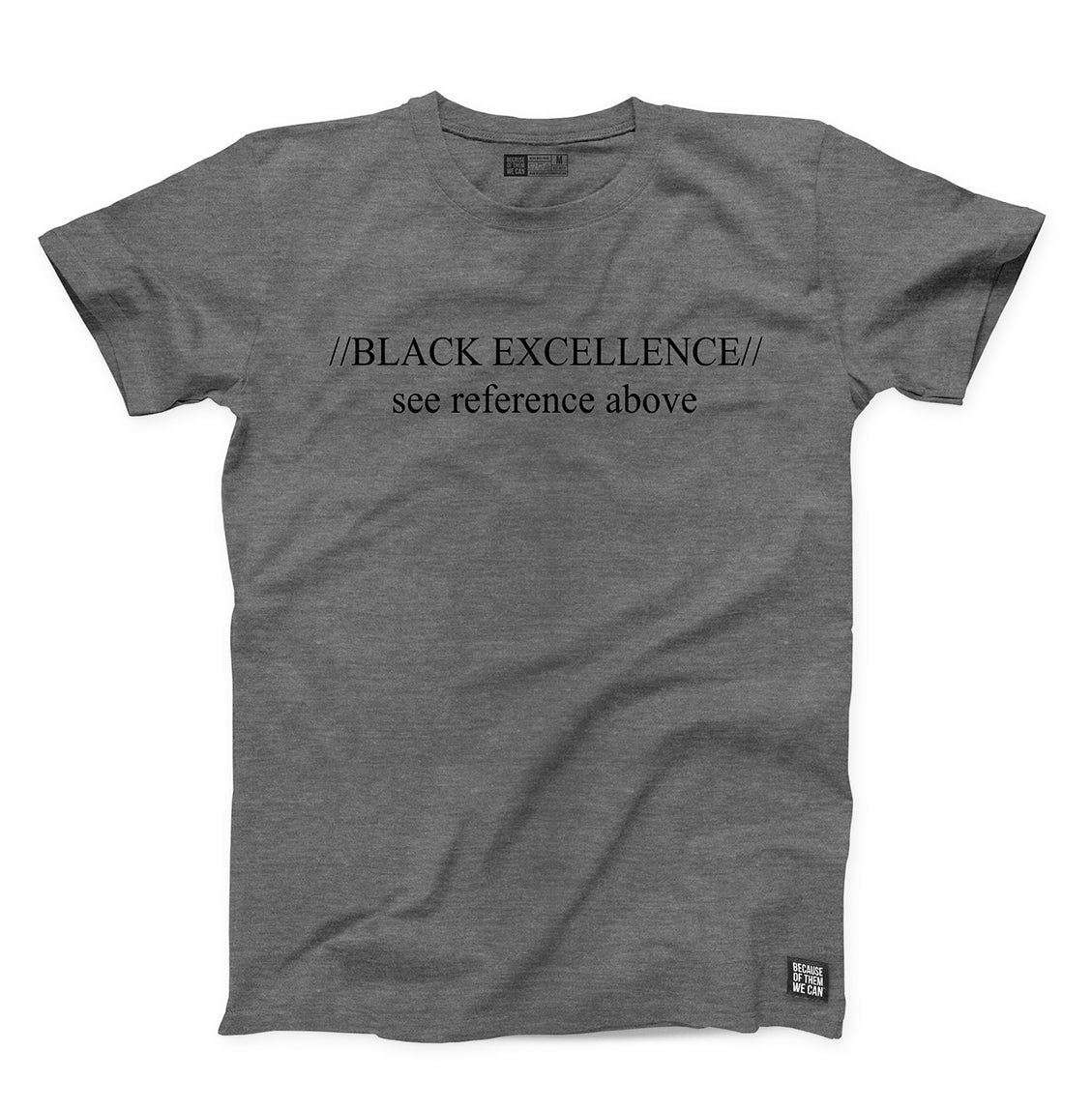 Black Excellence References