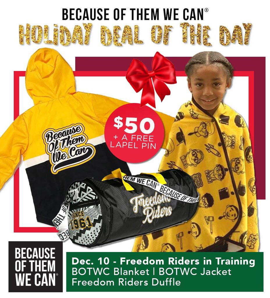 Freedom Rider in Training Bundle