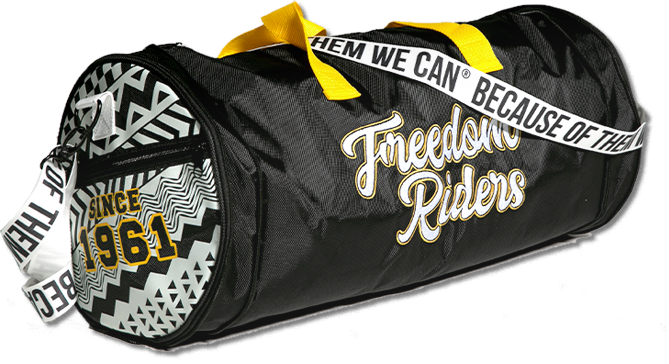 BOTWC Freedom Riders Duffel Bag