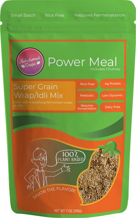 Super Grain Idili/Wrap Mix