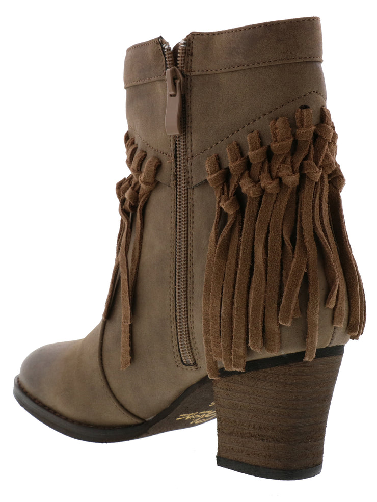 KATHRIN, women's BOOT - SBICCA Footwear