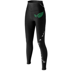 GREEN LIFE YOGA PANTS
