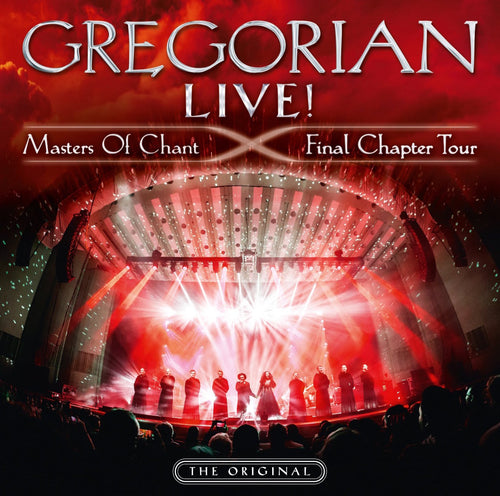 LIVE! Masters Of Chant  The Final Chapter Tour