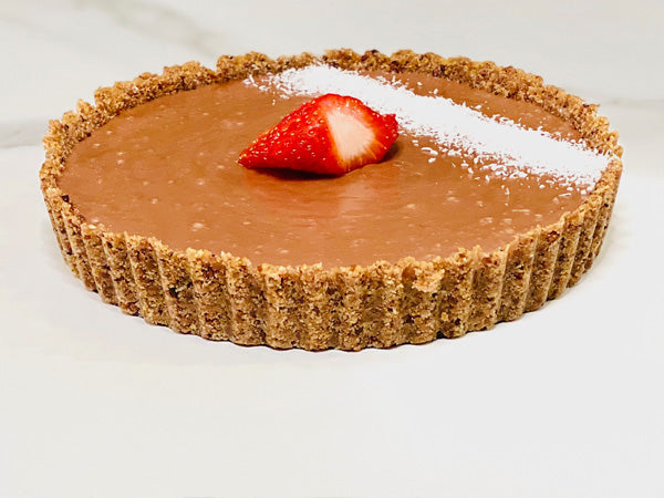 Chocolate & Coconut Torte