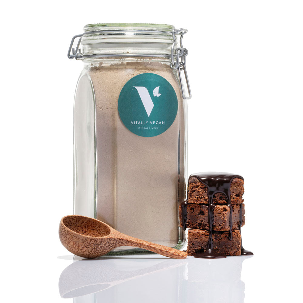 Load image into Gallery viewer, The Starter Pack - Vegan Meal Replacement Shake - Chocolate Brownie Flavour