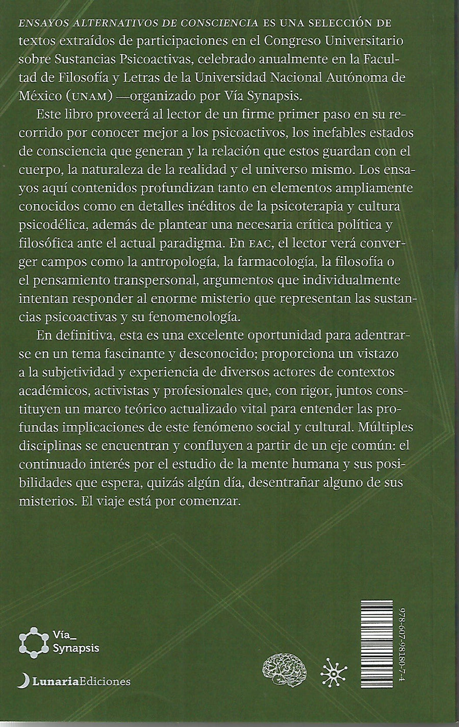 EAC  Ensayos Alternativos de Consciencia