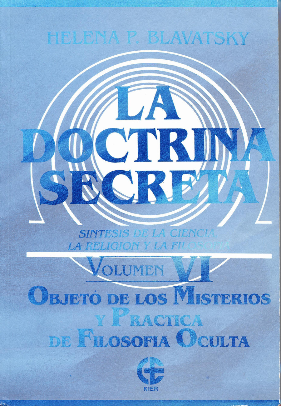 La Doctrina Secreta   Vol. VI