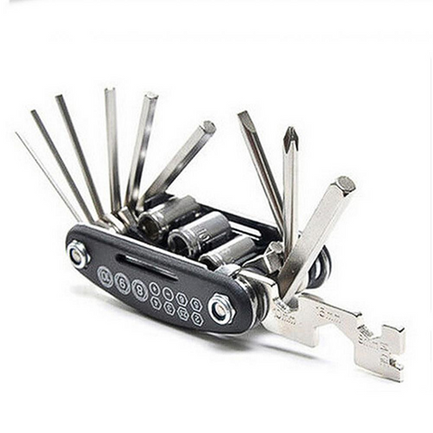 Bicycle Multi-Tool Kit