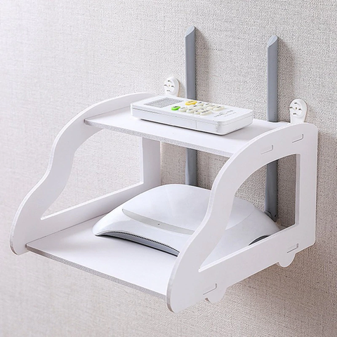 2 Tier Wifi Router Wall Mount