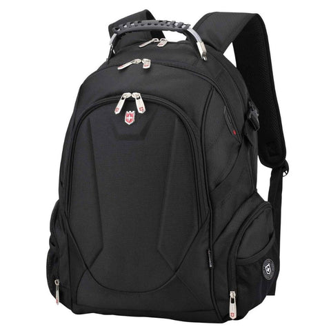 SWISS RUIGOR Icon 08 Water Repellent Backpack ( 5 Years Warranty )