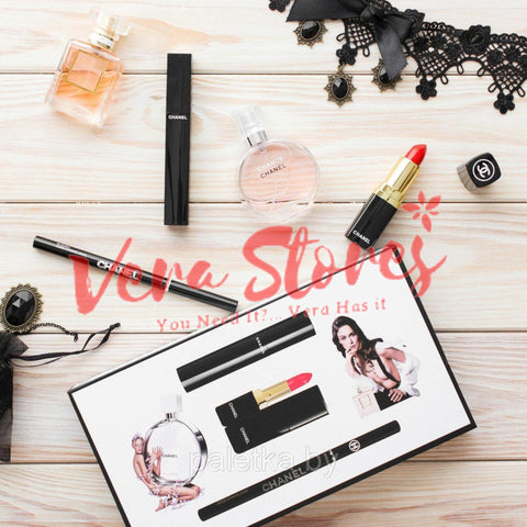 5 in 1 Gift Bundle - Chanel