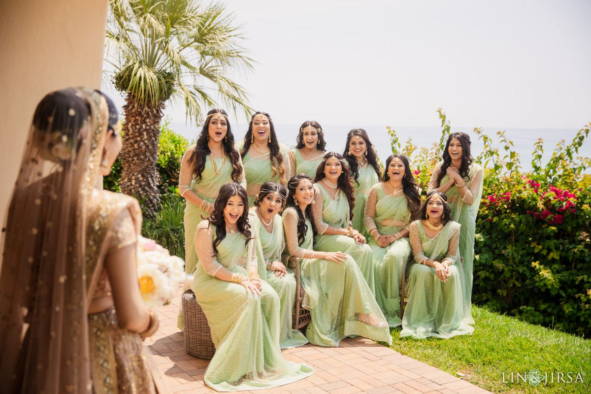 The New-Age Bridal Party