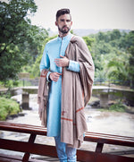 Sea Foam Kurta Set