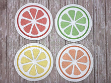 Load image into Gallery viewer, Citrus Coaster 4x4 DIGITAL DOWNLOAD