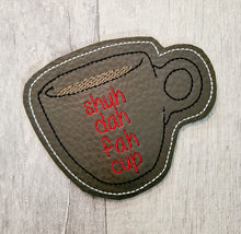 Load image into Gallery viewer, Shuh Da Fah Cup Coaster 4x4 DIGITAL DOWNLOAD