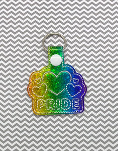 Pride Snap tab 4x4 DIGITAL DOWNLOAD