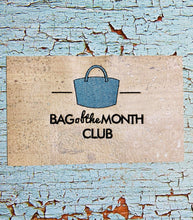 Load image into Gallery viewer, Bag of the Month Club set 4x4 DIGITAL DOWNLOAD