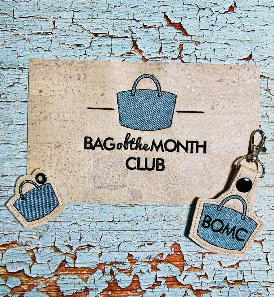 Bag of the Month Club set 4x4 DIGITAL DOWNLOAD