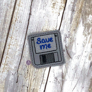 Save me Feltie 4x4 DIGITAL DOWNLOAD