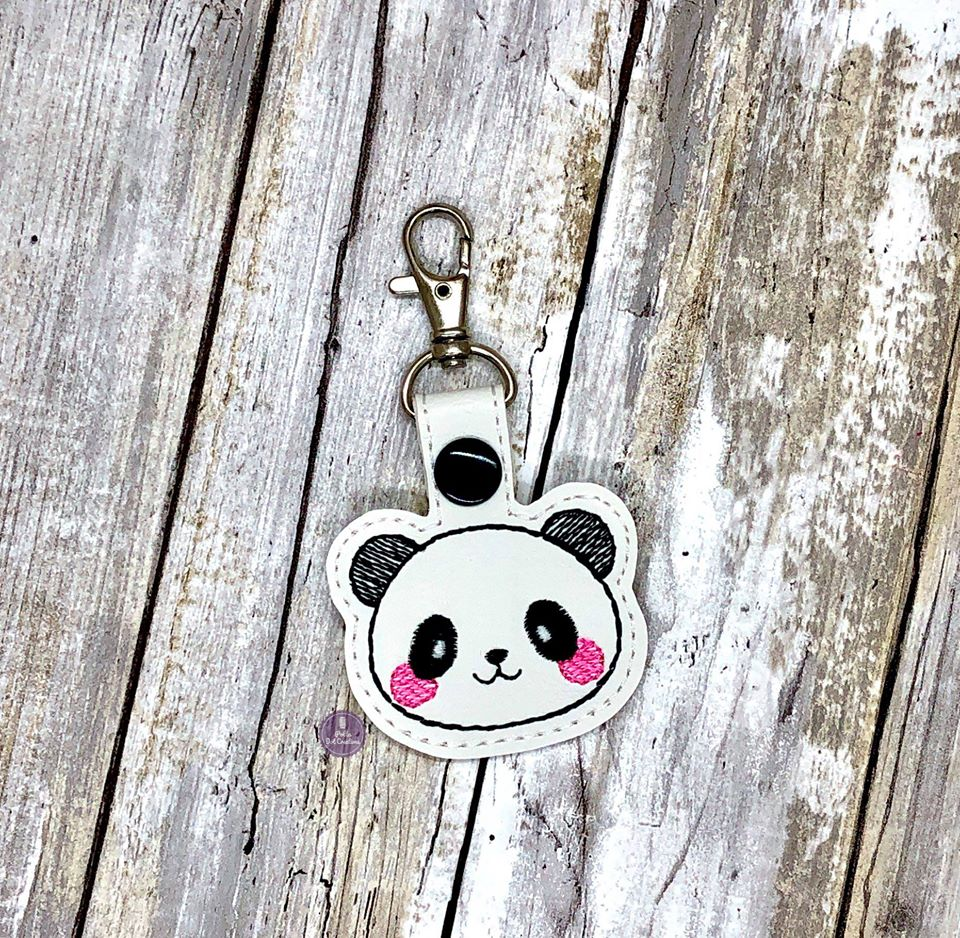 Panda snap tab single and multi files included DIGITAL DOWNLOAD