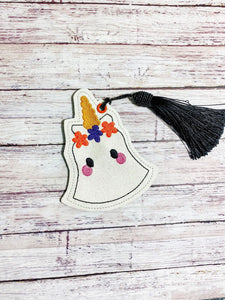 Uni ghost snap bookmark 4x4 DIGITAL DOWNLOAD