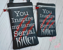 Load image into Gallery viewer, Inner Serial Killer ITH Bag 4 sizes available DIGITAL DOWNLOAD