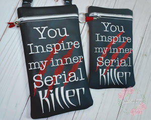 Inner Serial Killer ITH Bag 4 sizes available DIGITAL DOWNLOAD