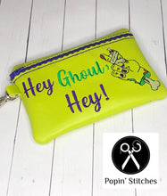Load image into Gallery viewer, Hey Ghoul Hey ITH Bag 4 sizes available DIGITAL DOWNLOAD