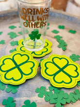 Load image into Gallery viewer, Shamrock Applique Set