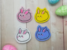 Load image into Gallery viewer, Squishy Bunny Feltie (Single & Multi file included) DIGITAL DOWNLOAD