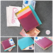 Load image into Gallery viewer, Tuppence Wallet PDF Sewing Pattern