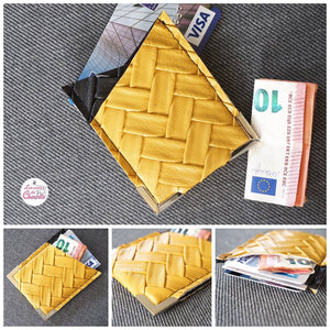 Dime Wallet PDF Sewing Pattern