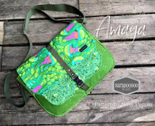 Load image into Gallery viewer, Amaya Messenger Bag PDF Pattern