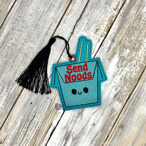 Send Noods 4x4 Bookmark DIGITAL DOWNLOAD