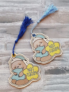 Sleepy Sloth Bookmark/Ornament 4x4 DIGITAL DOWNLOAD