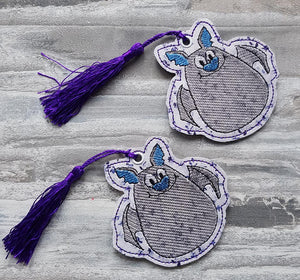 Fat Bat Bookmark 4x4