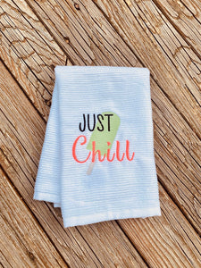 Just Chill design multi sizes included